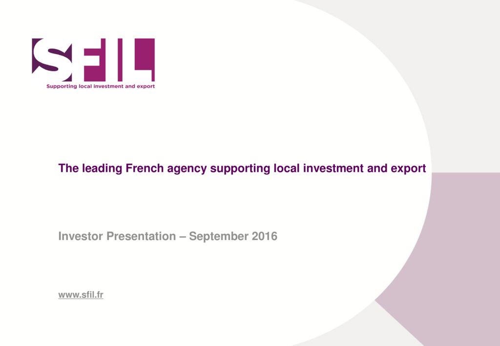20160922-sfil-investor-presentation