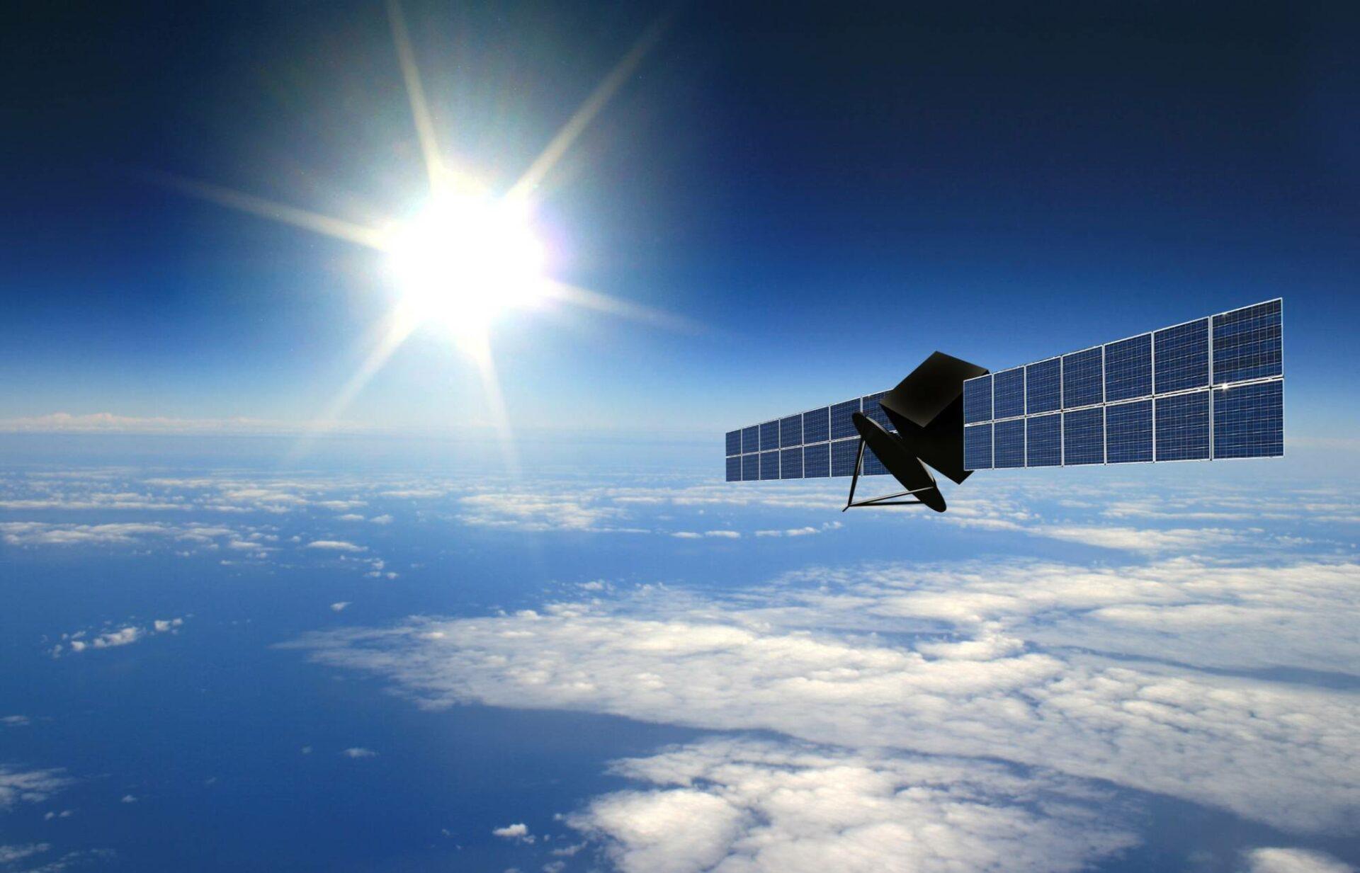 Un satellite est mis en orbite&#8230;<br /> <strong>SFIL participe</strong>