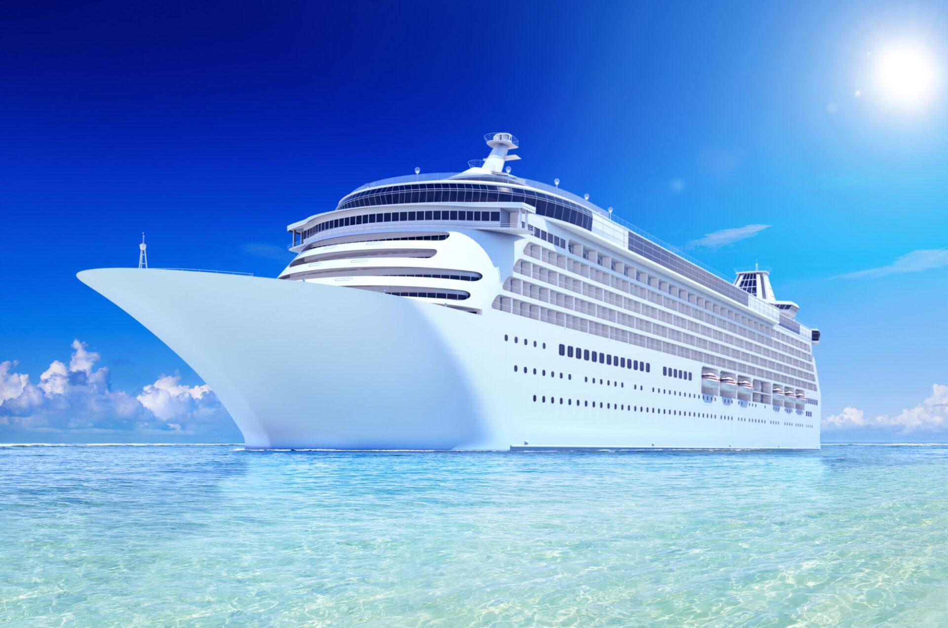 Un bateau de croisière prend la mer&#8230;<br /> <strong>SFIL participe</strong>