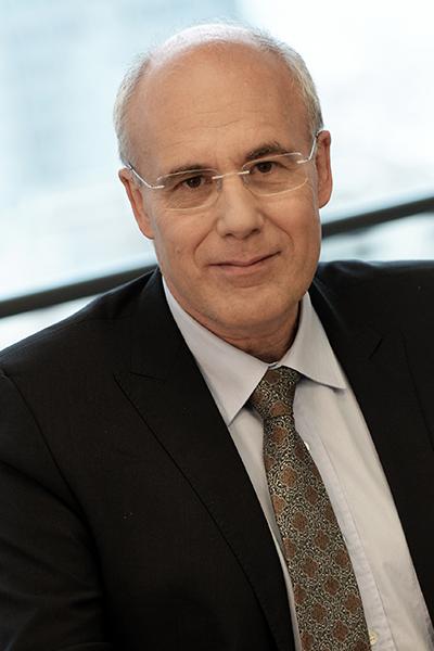 André, 58 ans,<br /> Secrétaire général filière Risques