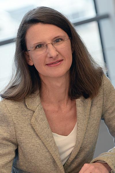 Isabelle, <br /> Contrôleur de gestion sociale