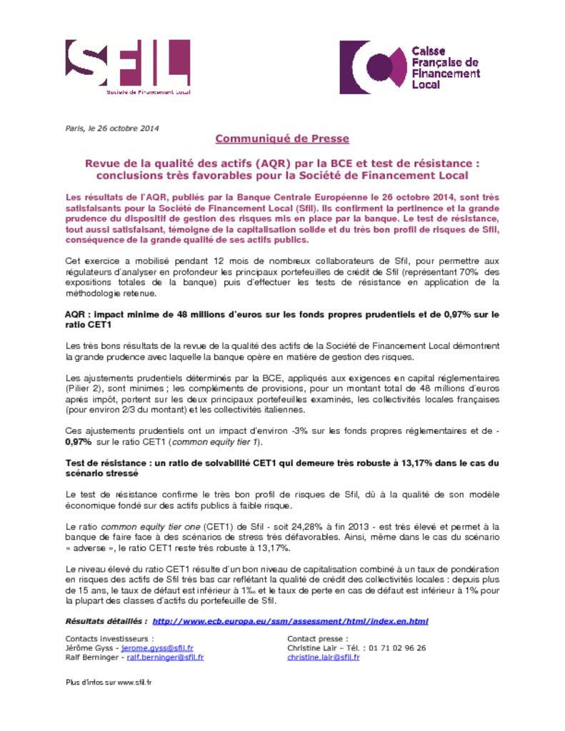 CP_BCE_AQR_Sfil_261014 _FR