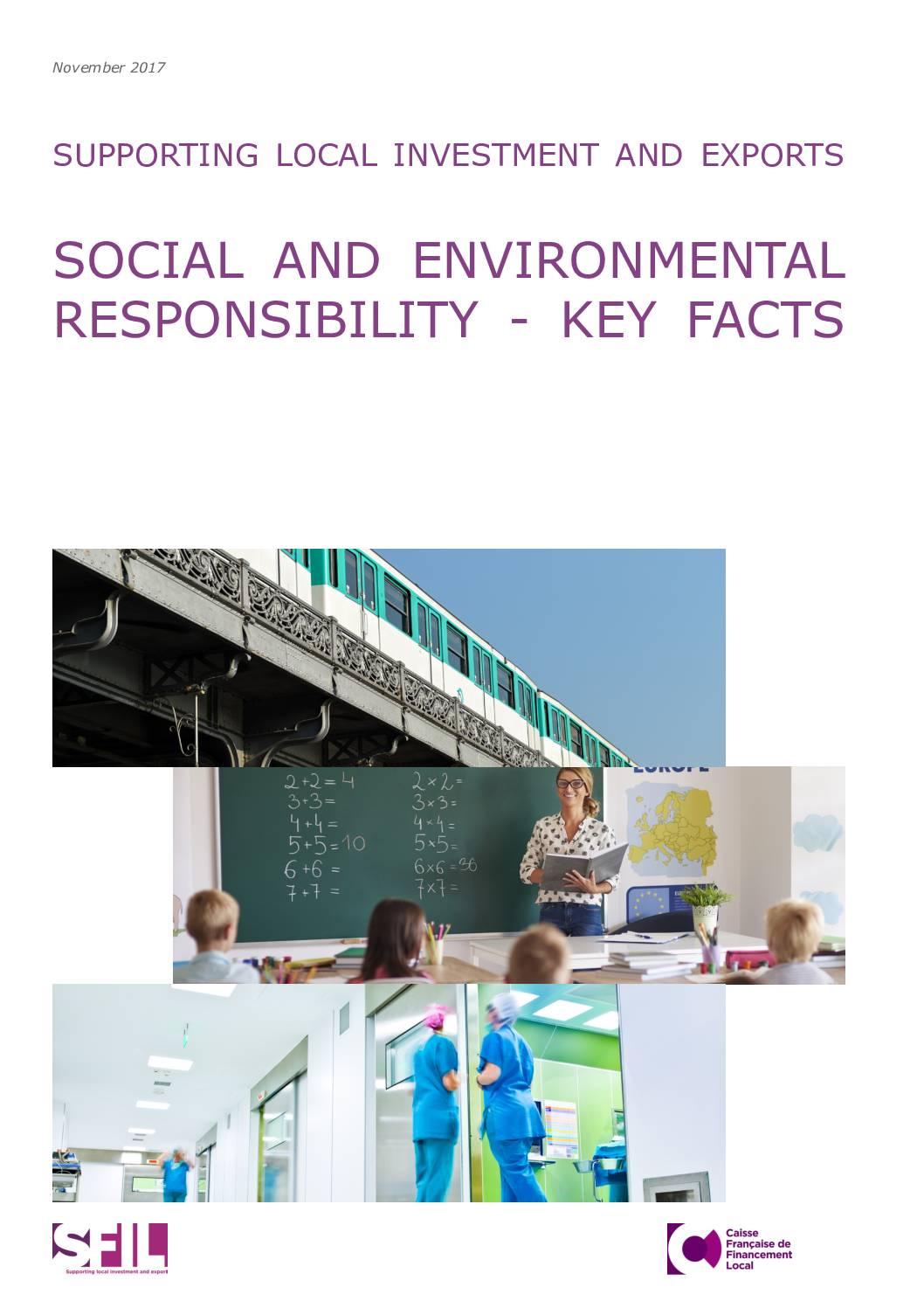 20171116 Social and Environmental Responsibility